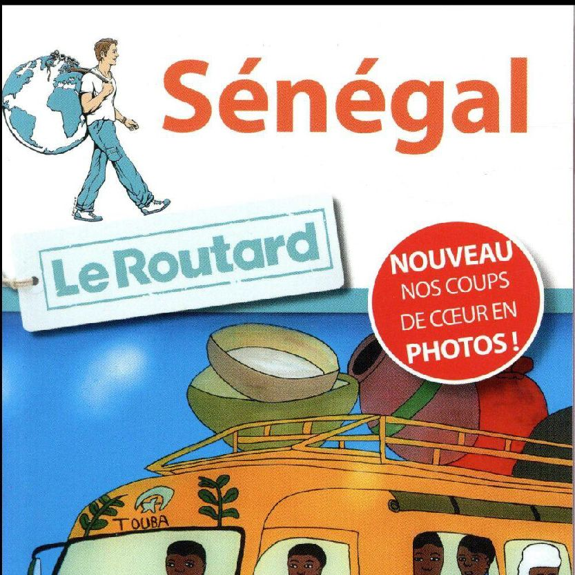 Avis du Guide du routard 2017